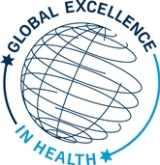 Global Excellence in Health logo